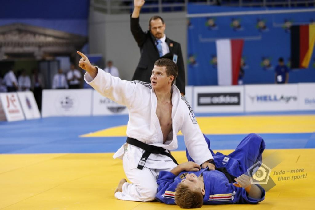 RUSSIA GRABS LEAD IN MEDAL STANDINGS AT THE EUROPEAN CADET CHAMPIONSHIPS