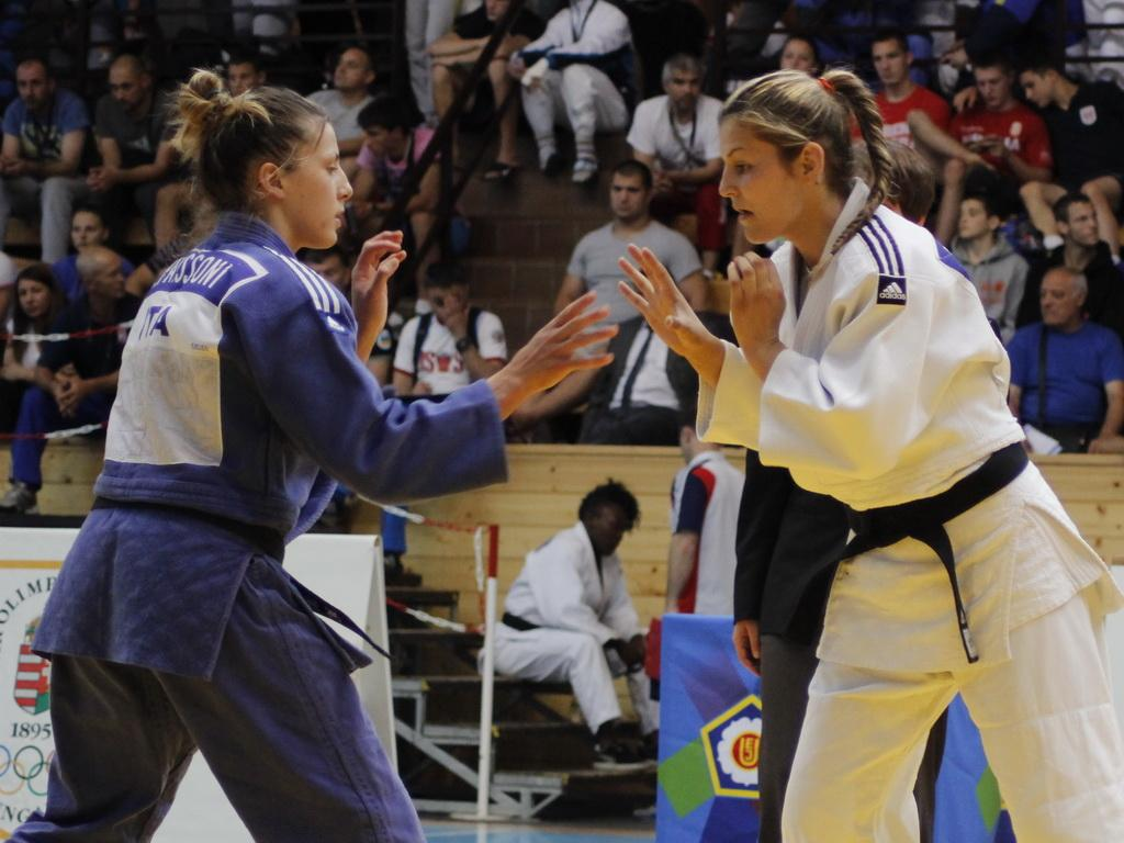 TURKEY DOMINATED THE FINALS AT THE JUNIOR EUROPEAN CUP IN PAKS