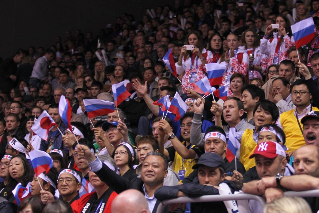 JUDO IS BOTH WELCOME AND HEALTHY IN CHELYABINSK