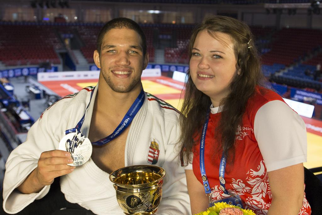 """""""JUDO IS JUST SO DIFFERENT TO ANY OTHER SPORTS, IT IS TRULY MORE THAN JUST A SPORT ..."""""""