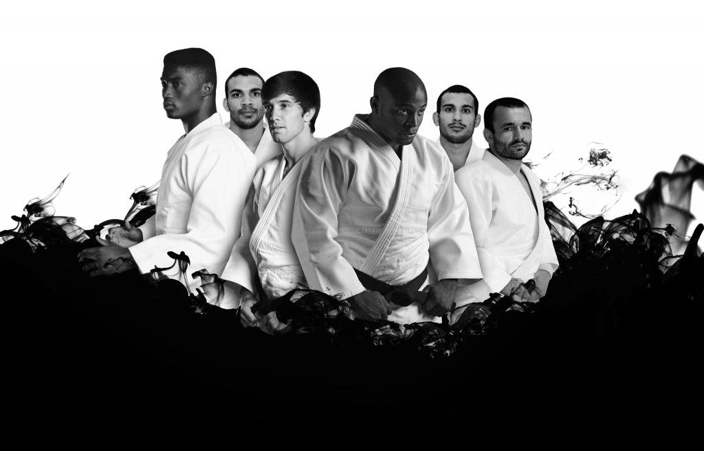 JUDO HEROES READY TO FIGHT