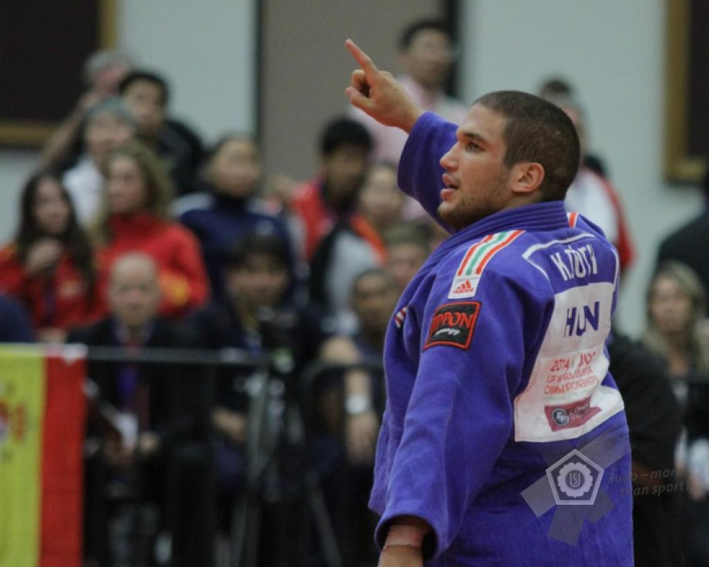 TOTH STILL HUNGARY FOR SUCCESS