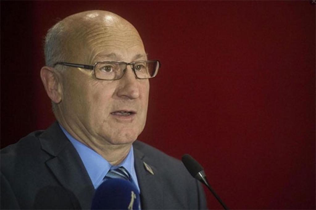 JUDO PRESIDENT TO LEAD SLOVENIAN OLYMPIC FUTURE