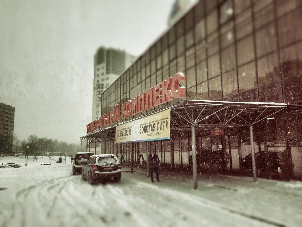 THINGS SET TO GET HOT IN SNOWY SAMARA