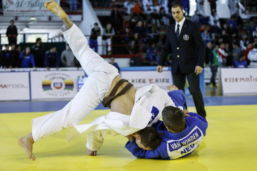 THE NETHERLANDS MOST SUCCESSFUL AT THE ECUP IN FOLLONICA