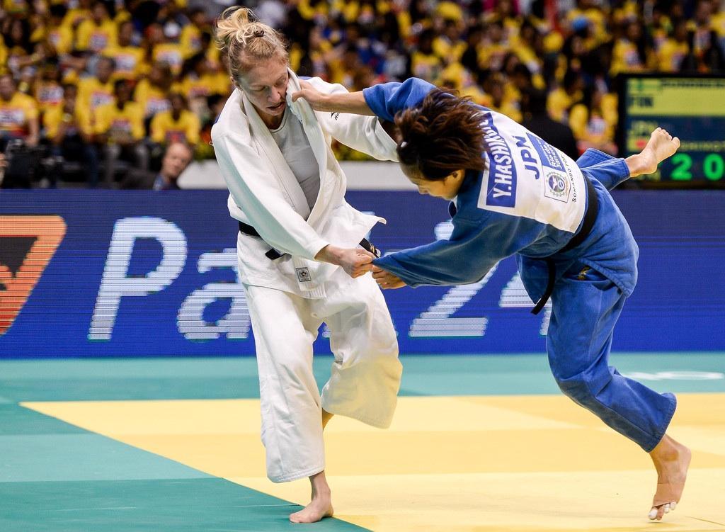 ROAD TO RIO: JAANA SUNDBERG – FLIGHT: FIN2014 – BR2016