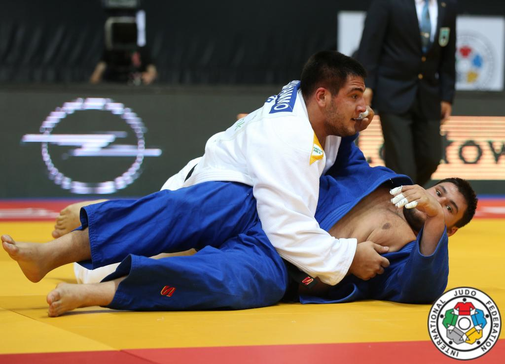 FAST DEVELOPING KHAMMO HAS EYE ON RIO AFTER FIRST IJF TOUR MEDAL