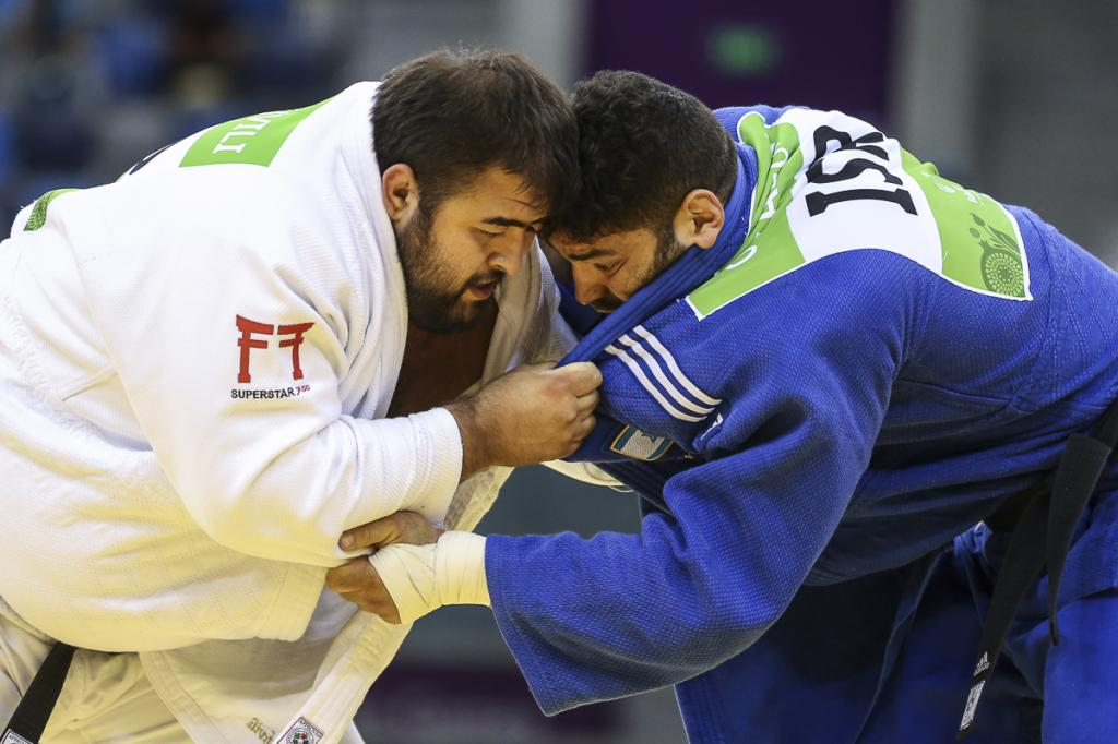 GAMES WIN SHOWS THAT OKRUASHVILI REMAINS HUNGRY FOR THE FIGHT