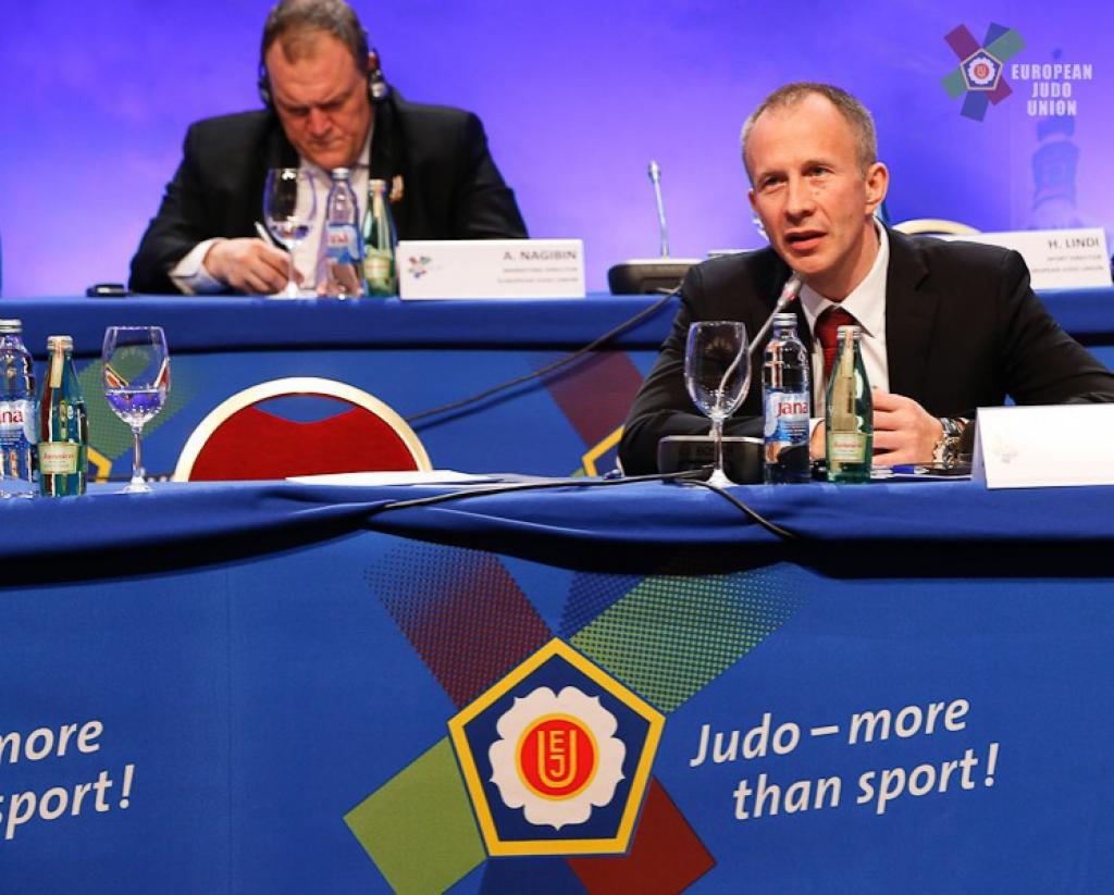 MESSAGE OF THE EJU PRESIDENT SERGEY SOLOVEYCHIK