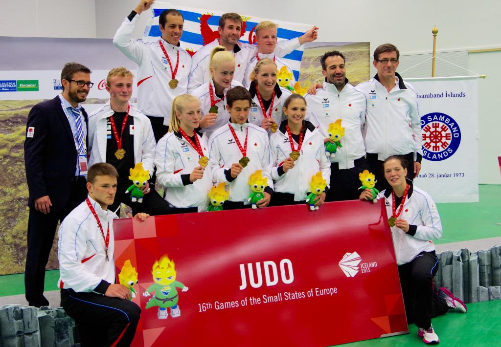 LUXEMBOURG SHINES AT THE GAMES OF THE SMALL STATES 2015