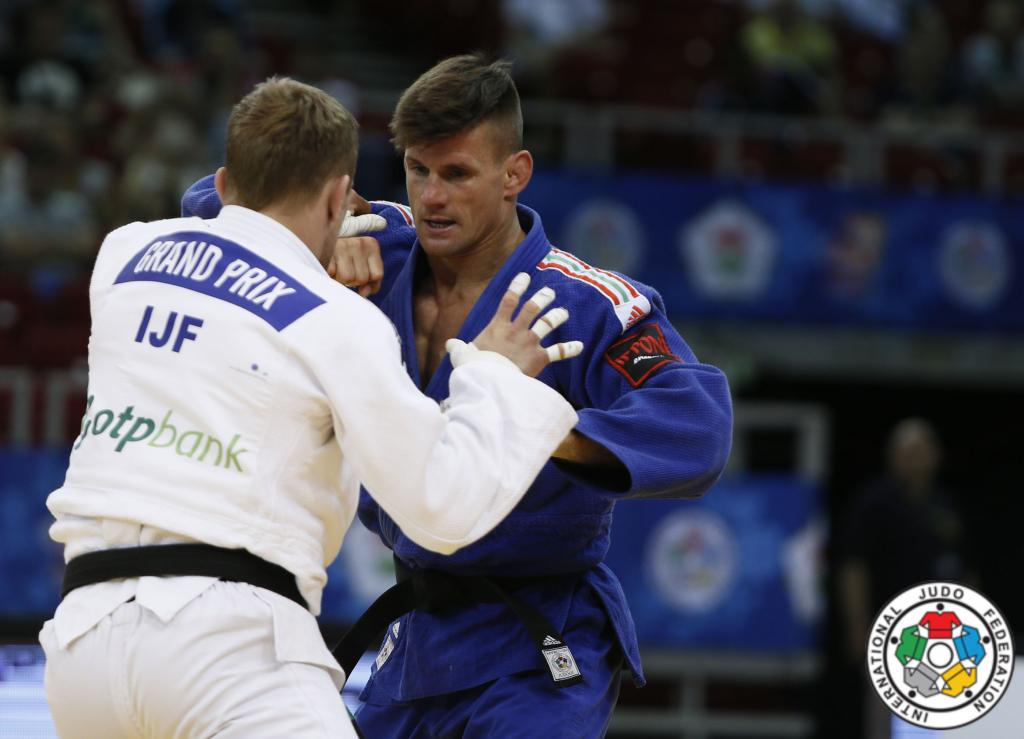 SUCCESS AND NON-STOP ACTION FOR FAMILY MAN UNGVARI