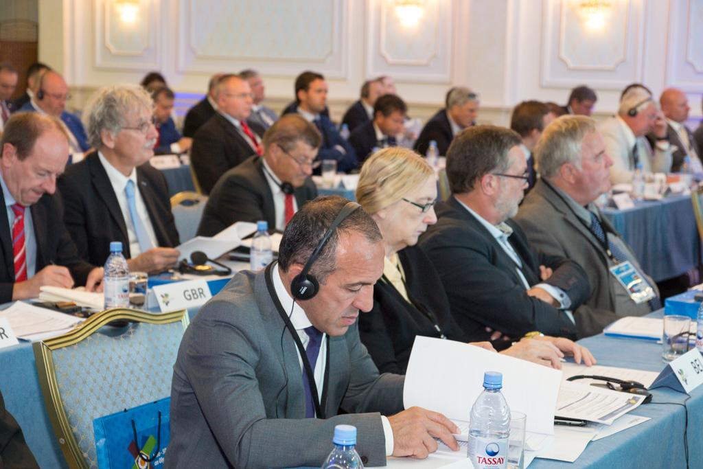 67th EJU ORDINARY CONGRESS