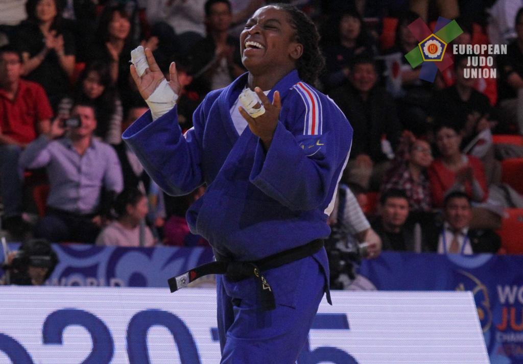 EMANE STILL BEST BY FAR AS SHE TAKES THIRD TITLE