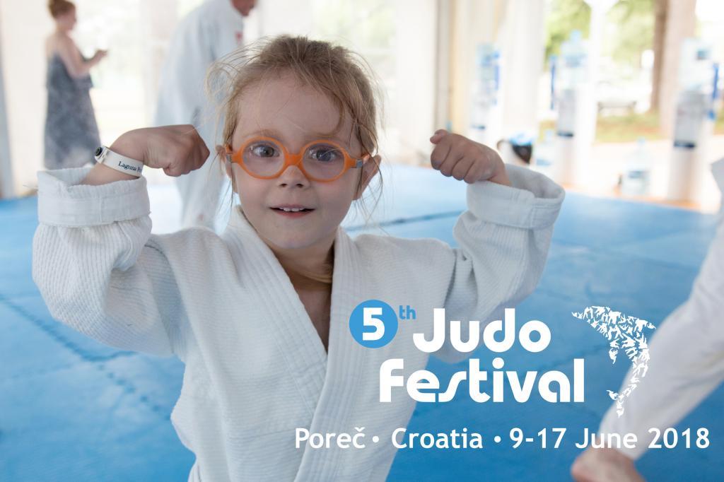 HIGHLIGHTS OF THE JUDO FESTIVAL 2018