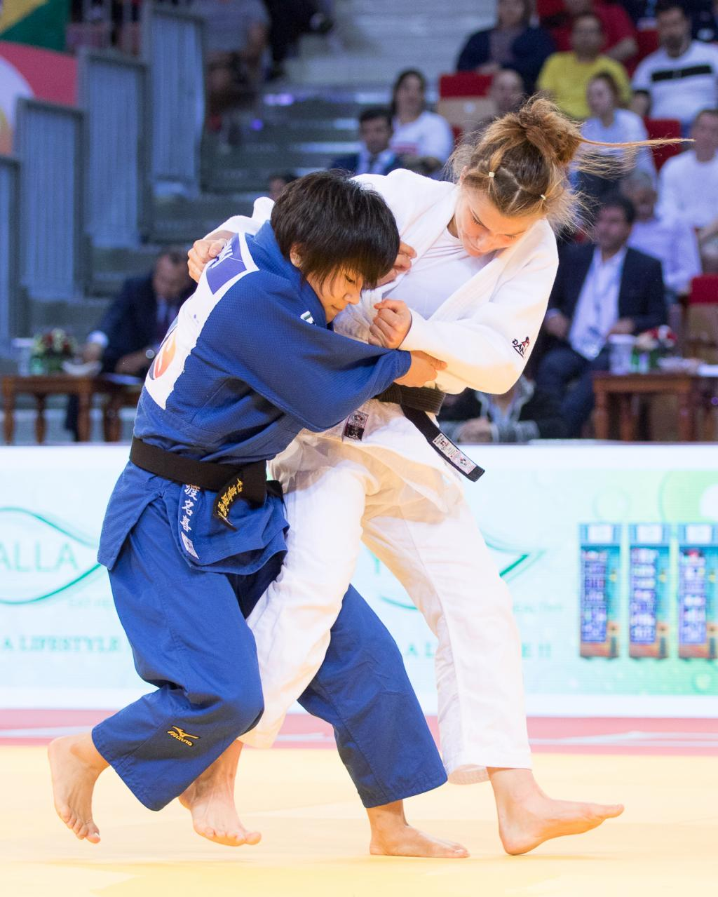 STANGAR TAKES SILVER FOR SLOVENIA AT JUNIOR WORLD CHAMPIONSHIPS
