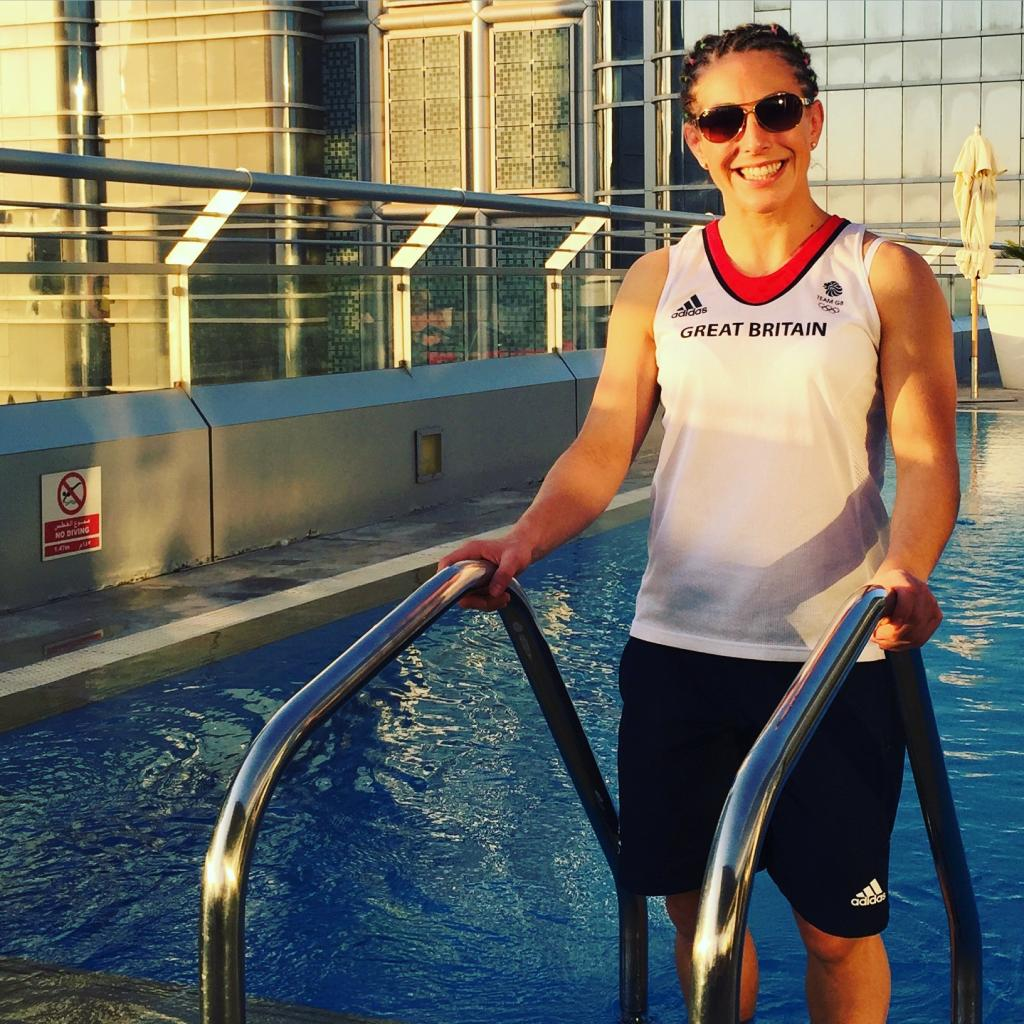 ROAD TO RIO – SALLY CONWAY: GBR2015-BR2016