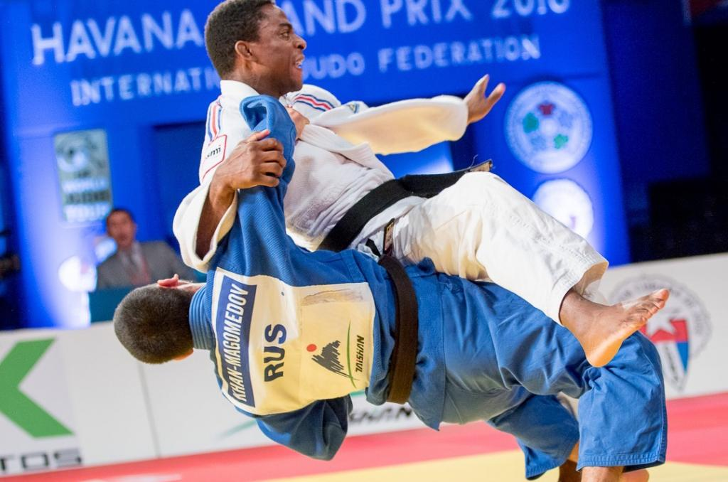 STYLISH KHAN-MAGOMEDOV GETS IT RIGHT AND WINS GOLD IN HAVANA