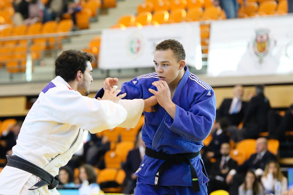 DUTCH JUNIORS UNSTOPPABLE IN COIMBRA