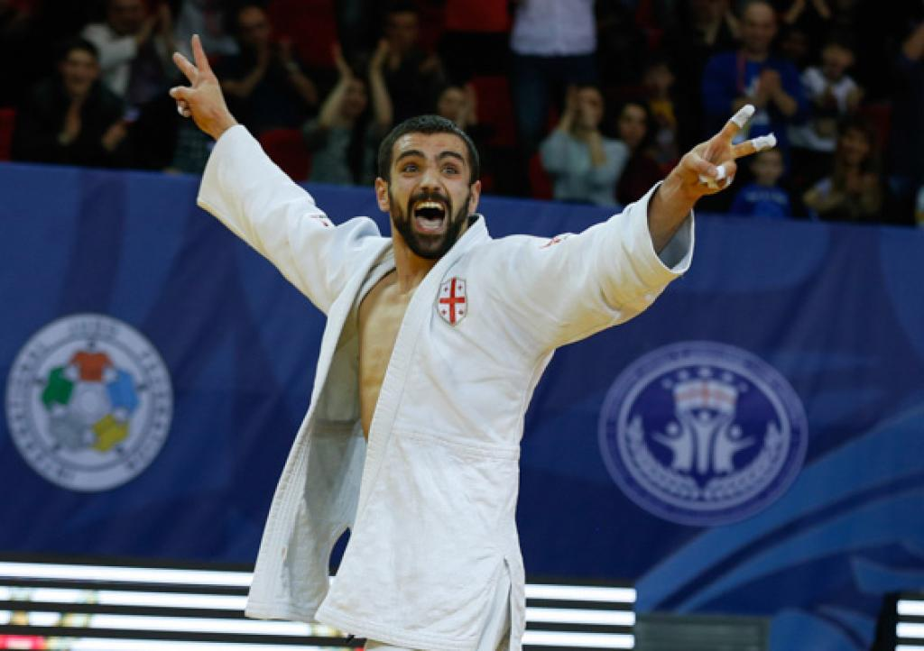 SECOND DAY BRINGS SECOND GOLD FOR GEORGIANS