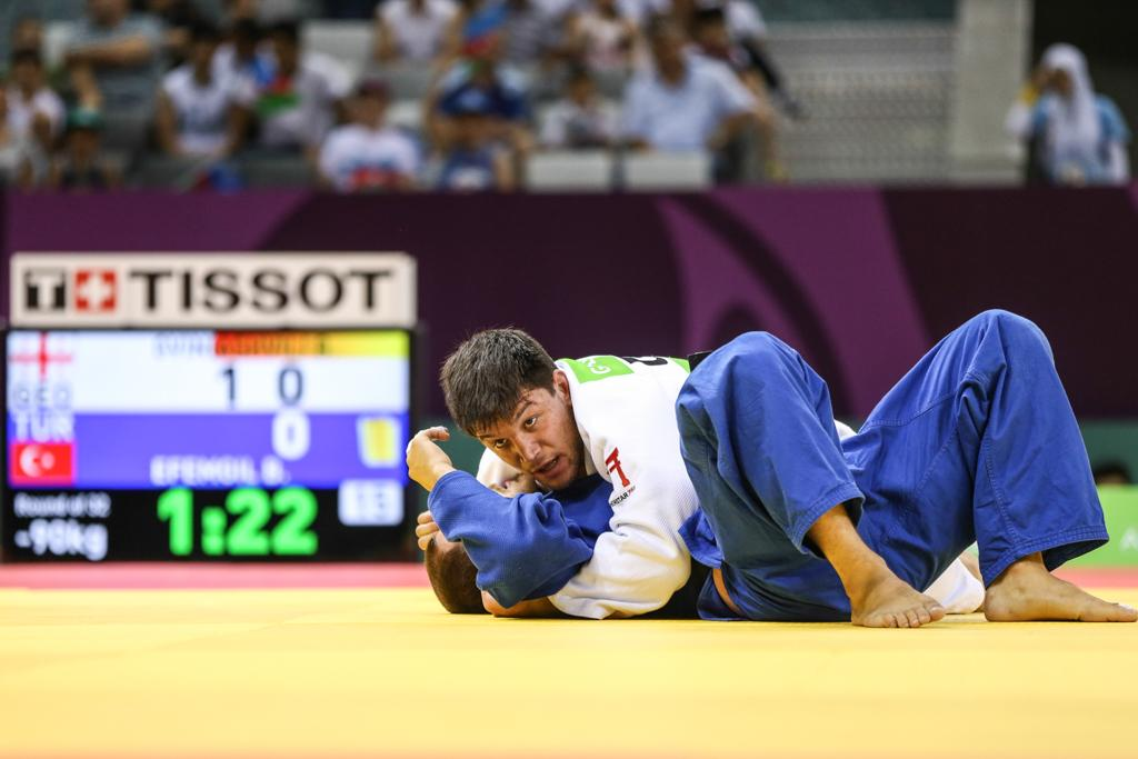 EUROPEAN JUDO CHAMPIONSHIPS 2016 PREVIEW – DAY 3