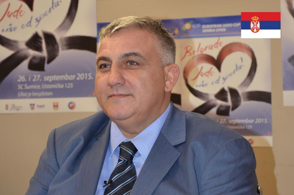 IVAN TODOROV ELECTED AS PRESIDENT OF SERBIAN JUDO FEDERATION FOR THE FIFTH TIME