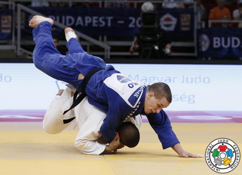 TOTH DELIVERS HOME GROWN GOLD FOR HUNGARIAN JUDO