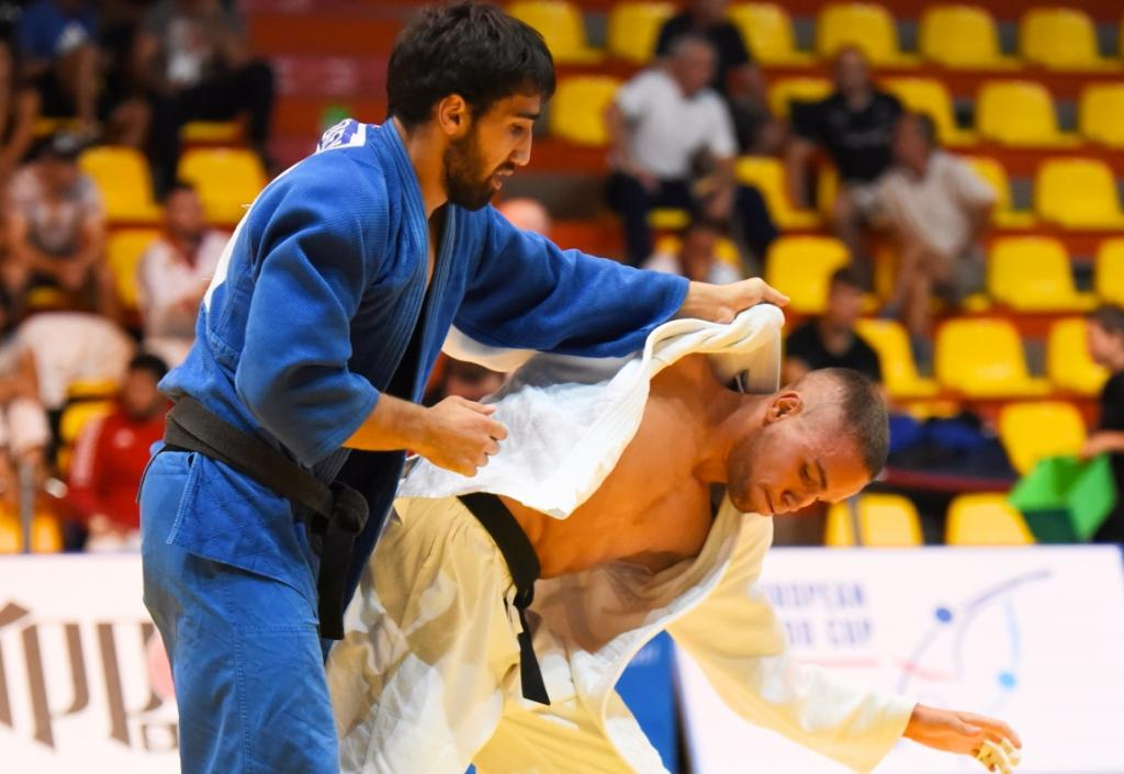 FLORIAN AND KHALMURZAEV HIGHLIGHT THE WEEKEND IN BRATISLAVA