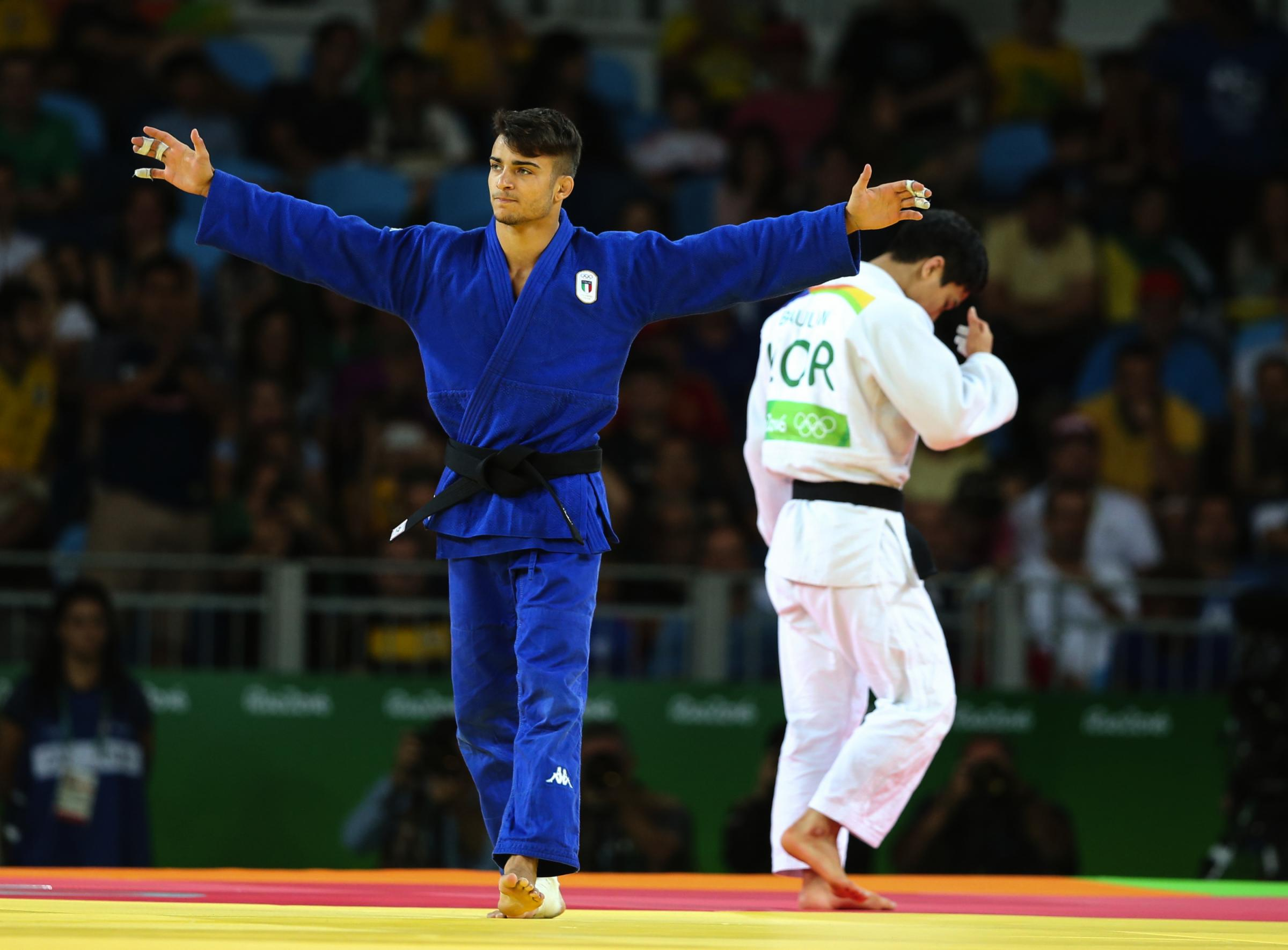 MULTIPLE OLYMPIC CHAMPIONS ON THE HUNT FOR GLORY ON DAY THREE