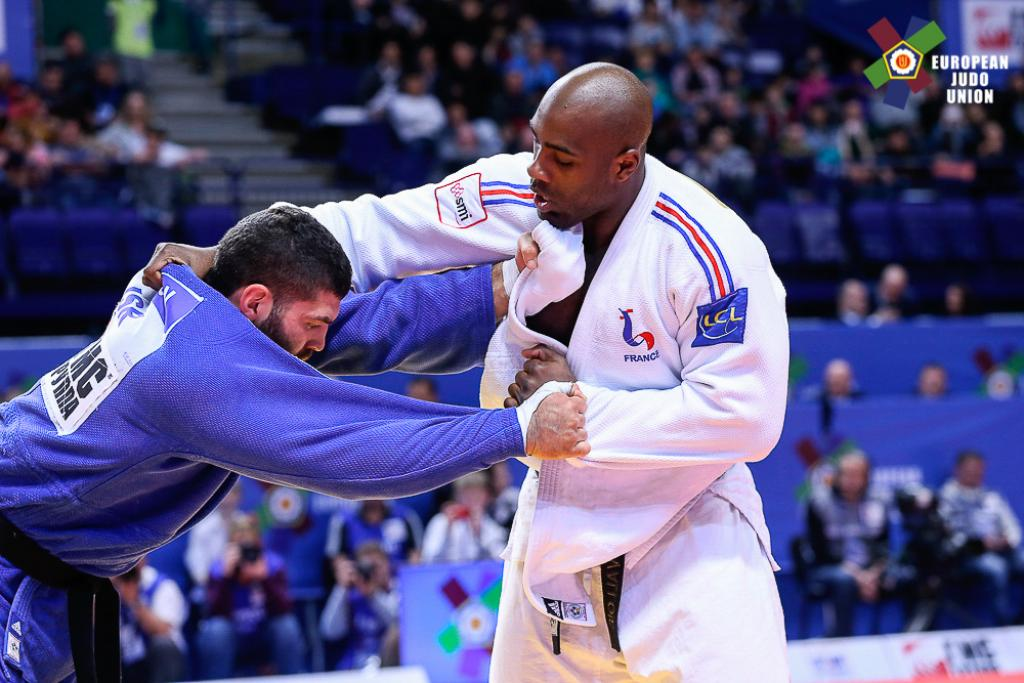 PREVIEW OLYMPIC GAMES: +100KG & +78KG