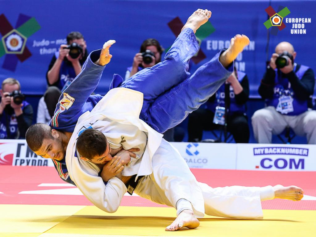PREVIEW OLYMPIC GAMES: -90KG & -70KG