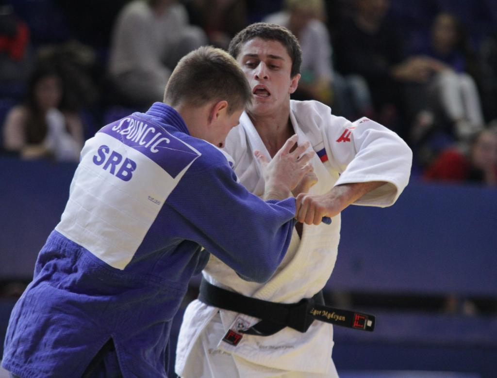 BRIGHT FUTURE AHEAD FOR SERBIAN JUDO