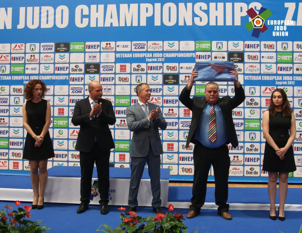 GLASGOW TO HOST VETERAN EUROPEAN JUDO CHAMPIONSHIPS 2018