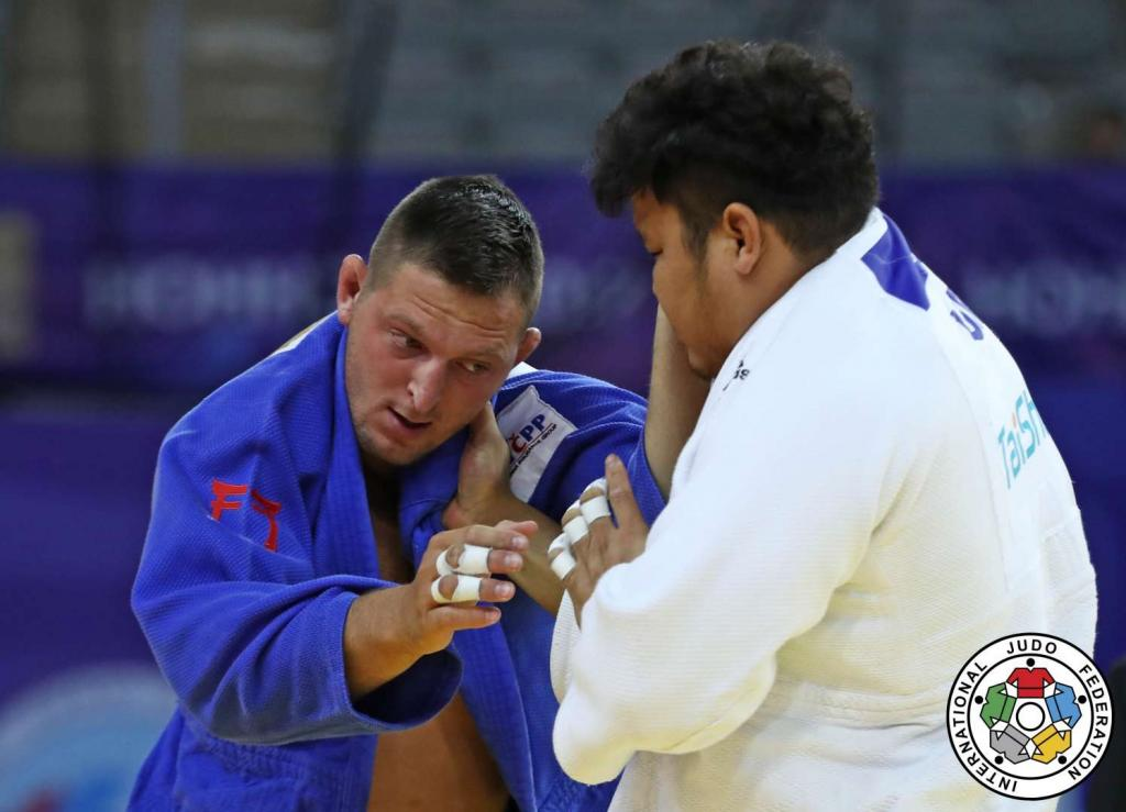 KRPALEK CONTINUES HIS SUPER HEAVYWEIGHT CLIMB WITH GOLD IN HOHHOT