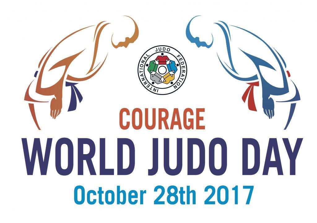 WORLD JUDO DAY 2017: COURAGE
