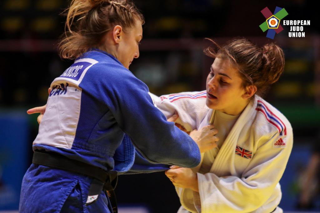 """""""I WAS TOLD THERE IS A SLIGHT POSSIBILITY THAT I WILL NEVER BE ABLE TO DO JUDO AGAIN."""""""