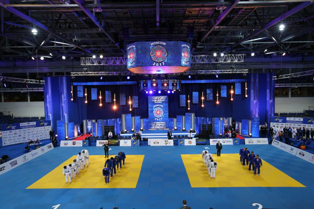 XII. INTERNATIONAL JUDO TOURNAMENT FOR POLICE, ARMY AND OTHER FORCES