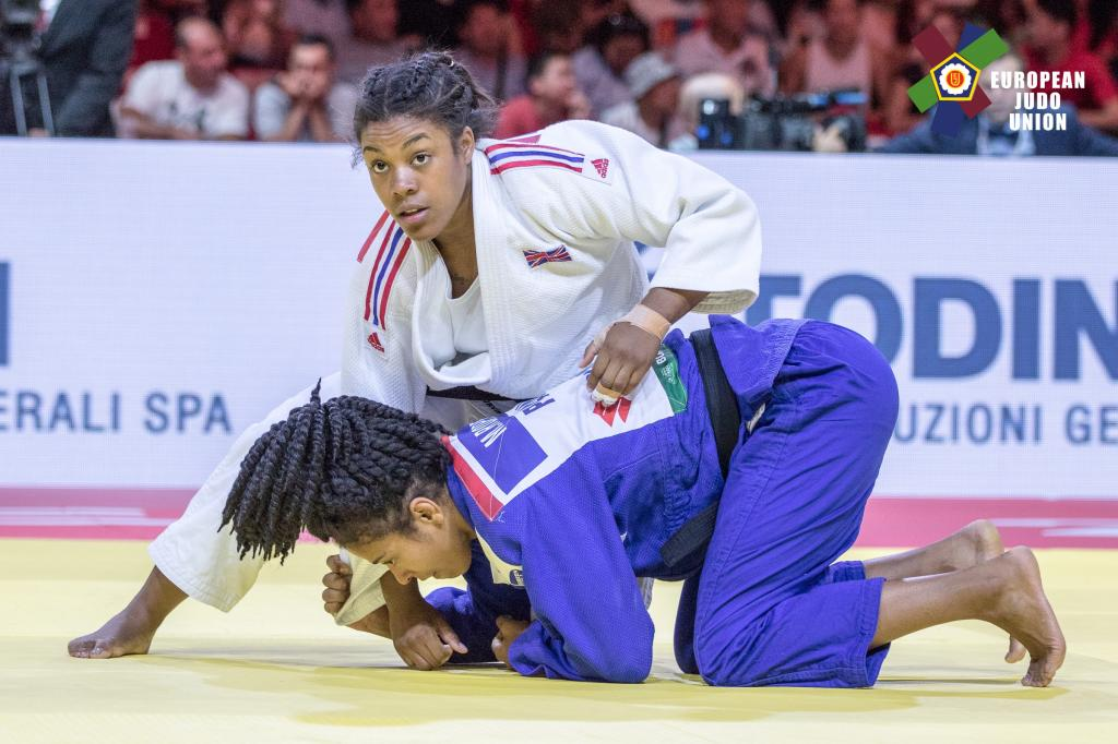 PREVIEW #JUDOTELAVIV2018 -57KG AND -73KG