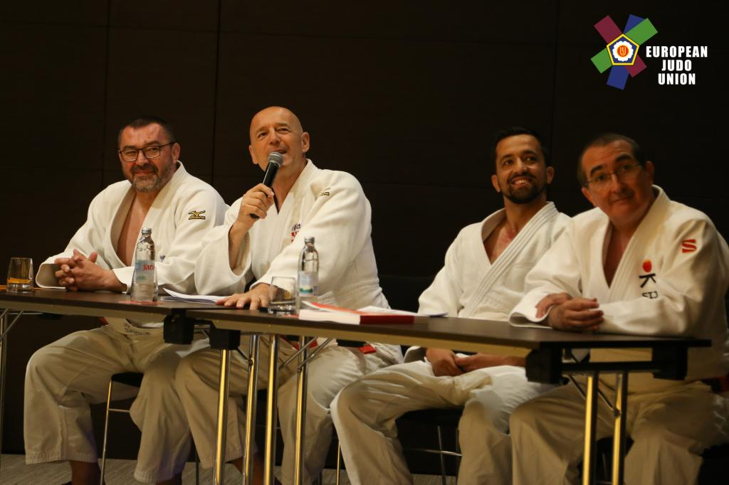 5TH EUROPEAN JUDO RESEARCH AND SCIENCE SYMPOSIUM & 4TH SCIENTIFIC AND PROFESSIONAL CONFERENCE