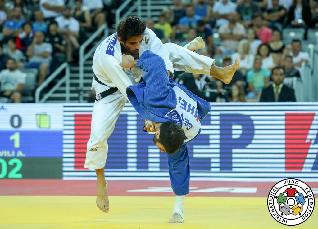 GOLD RUSH FOR EUROPE AT ZAGREB GRAND PRIX