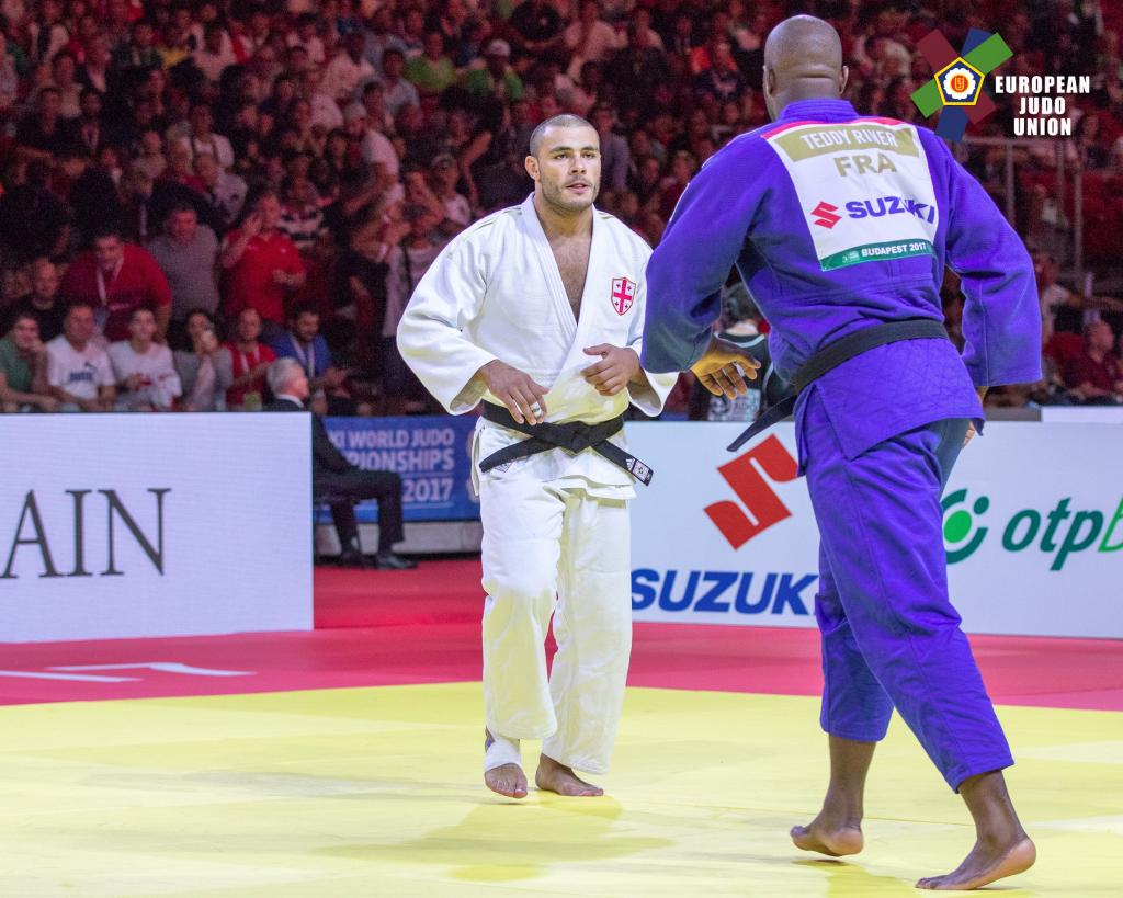 #JUDOWORLDS2018 PREVIEW DAY 7