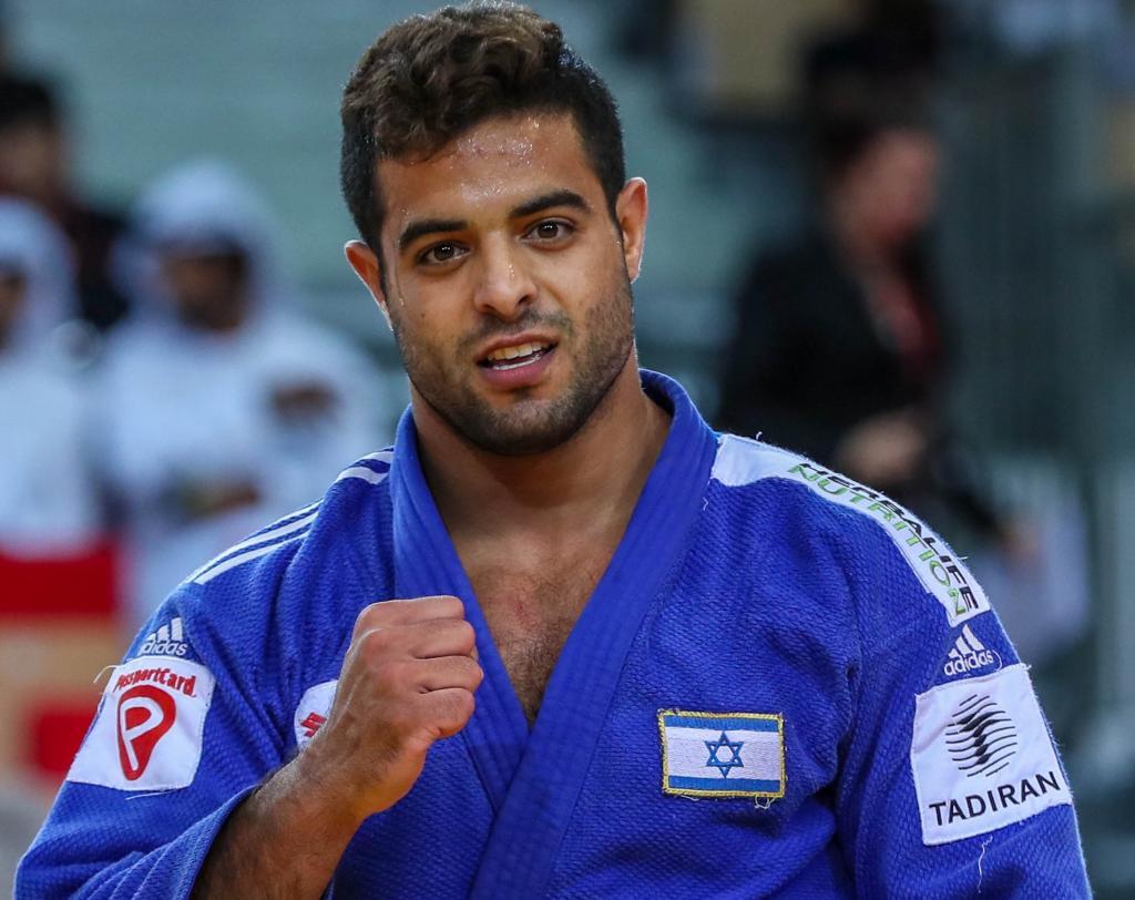 HISTORIC WIN IN ABU DHABI FOR ISRAEL'S MUKI