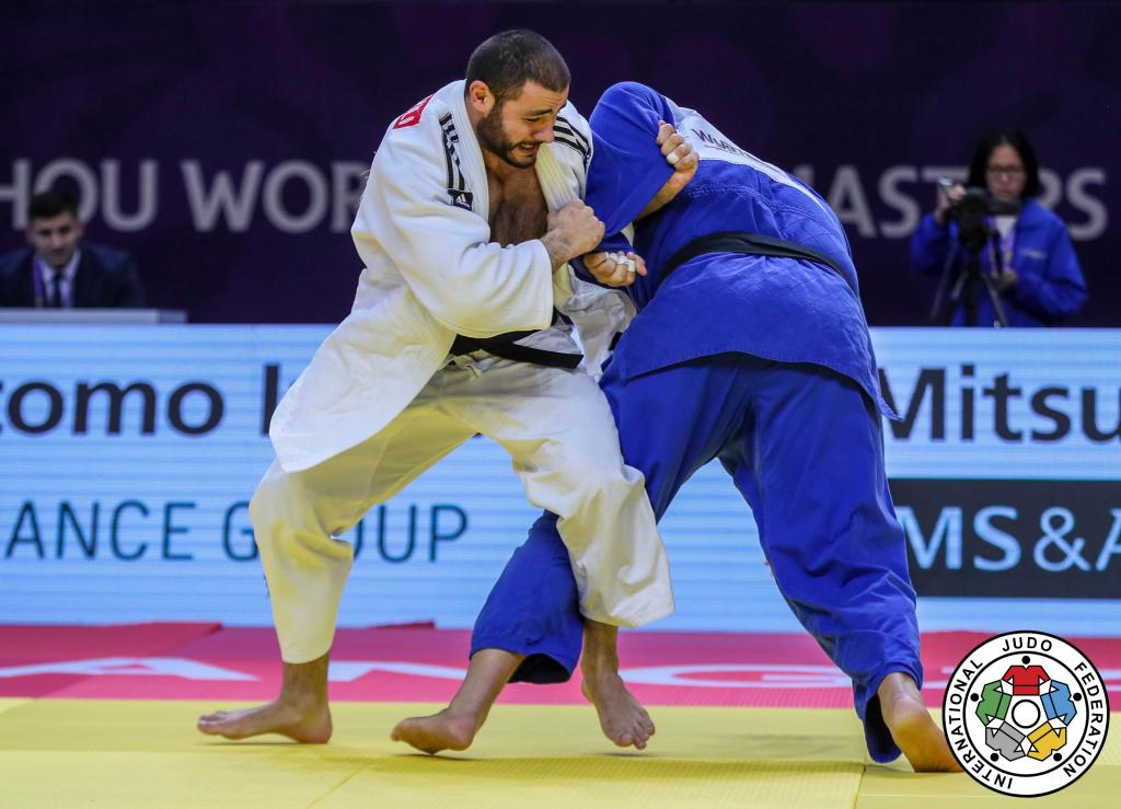 WORLD NUMBER ONE TUSHISHVILI RETAINS MASTERS TITLE