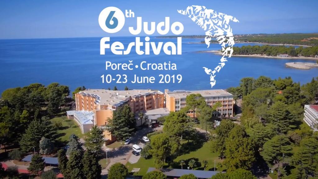 JUDO FESTIVAL 2019 - PROGRAMME UPDATE