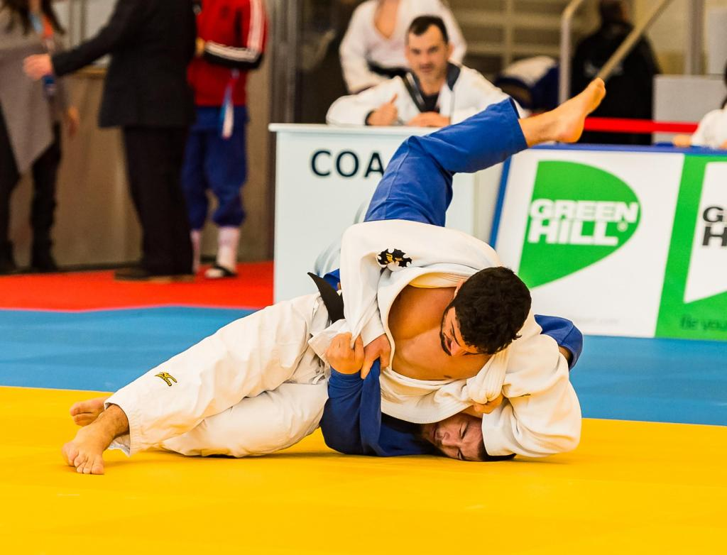 READY FOR EUROPEAN JUDO CUP IN SWITZERLAND