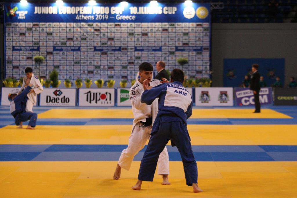 17 COUNTRIES STEPPED ONTO PODIUM IN ATHENS