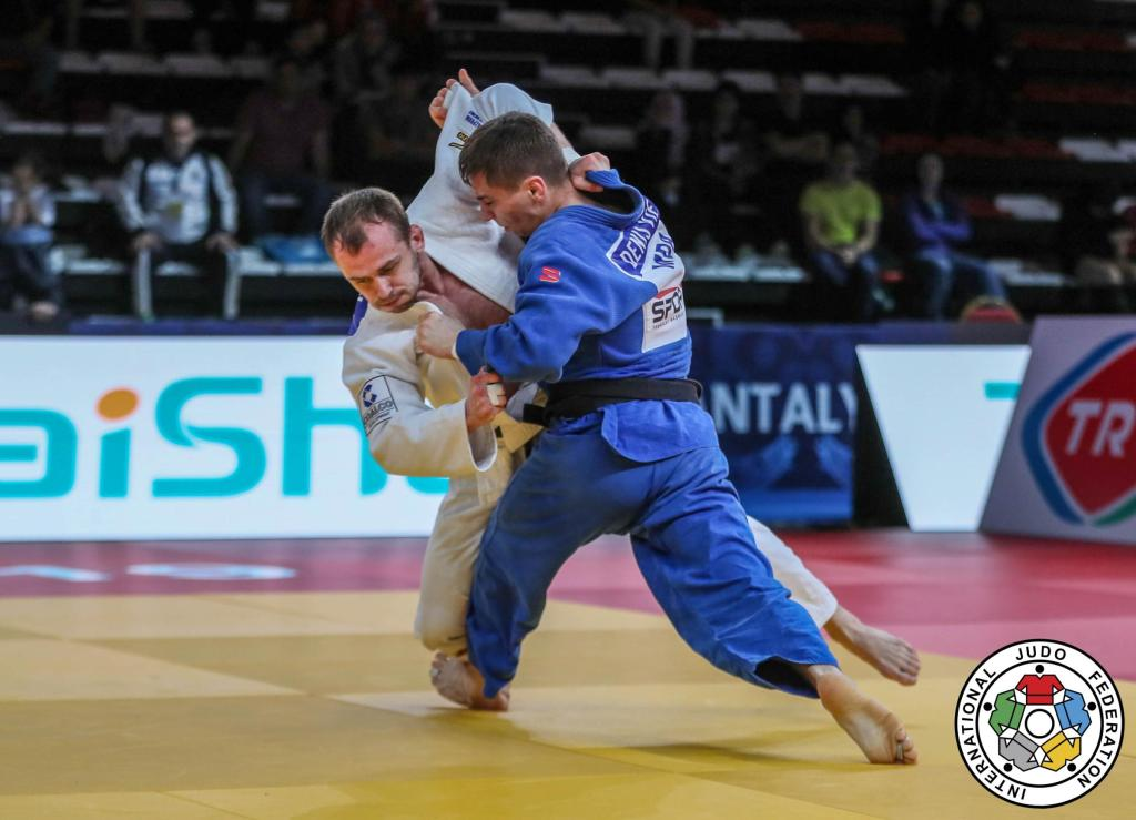 IN FORM VIERU STEPS UP WITH FIRST GRAND PRIX GOLD
