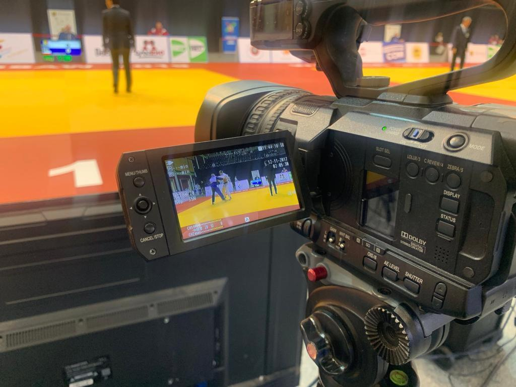 Live streaming links for the EJU events in Lignano and Teplice