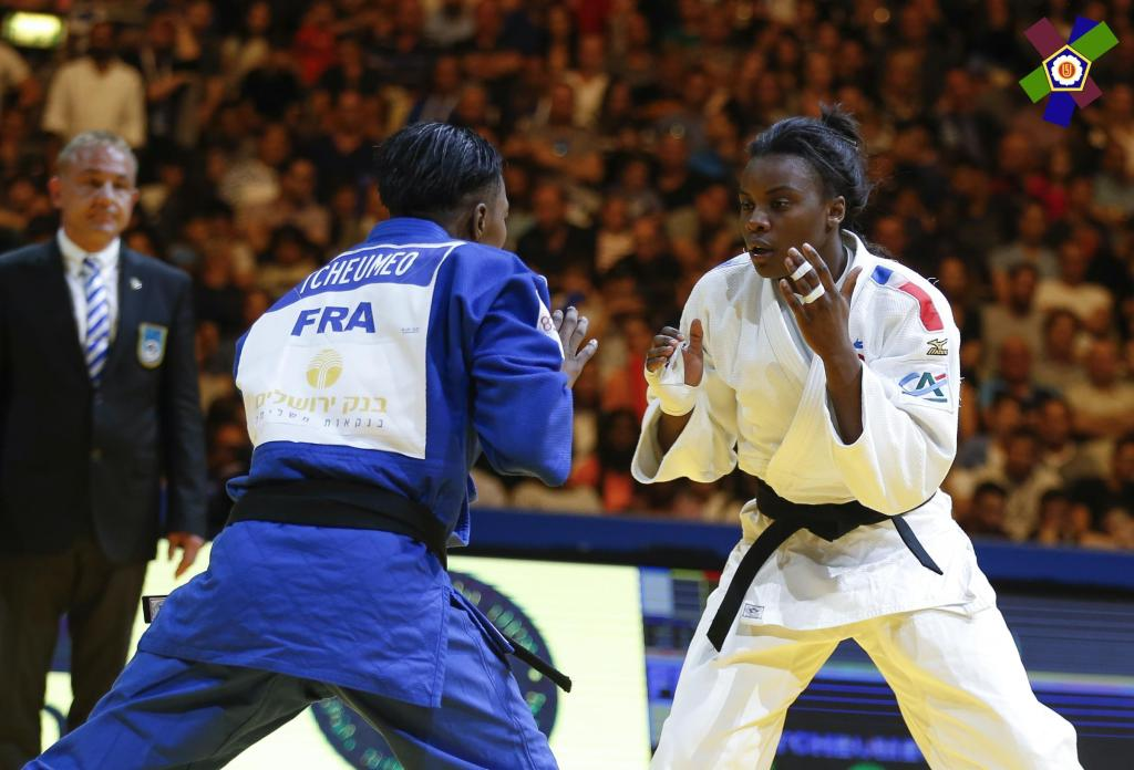 THE FRENCH BATTLE FOR POINTS CONTINUES IN CLUJ-NAPOCA