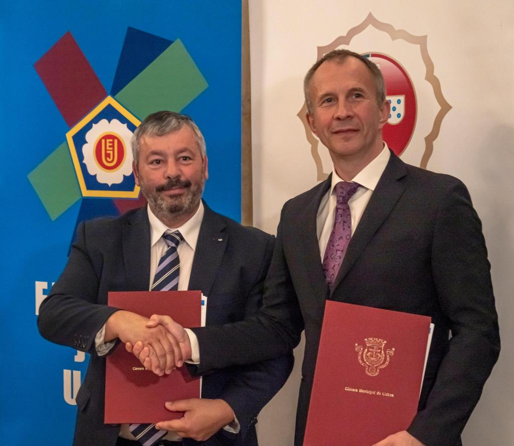 2021 EUROPEAN CHAMPIONSHIPS CONTRACT SIGNED FOR PORTUGAL