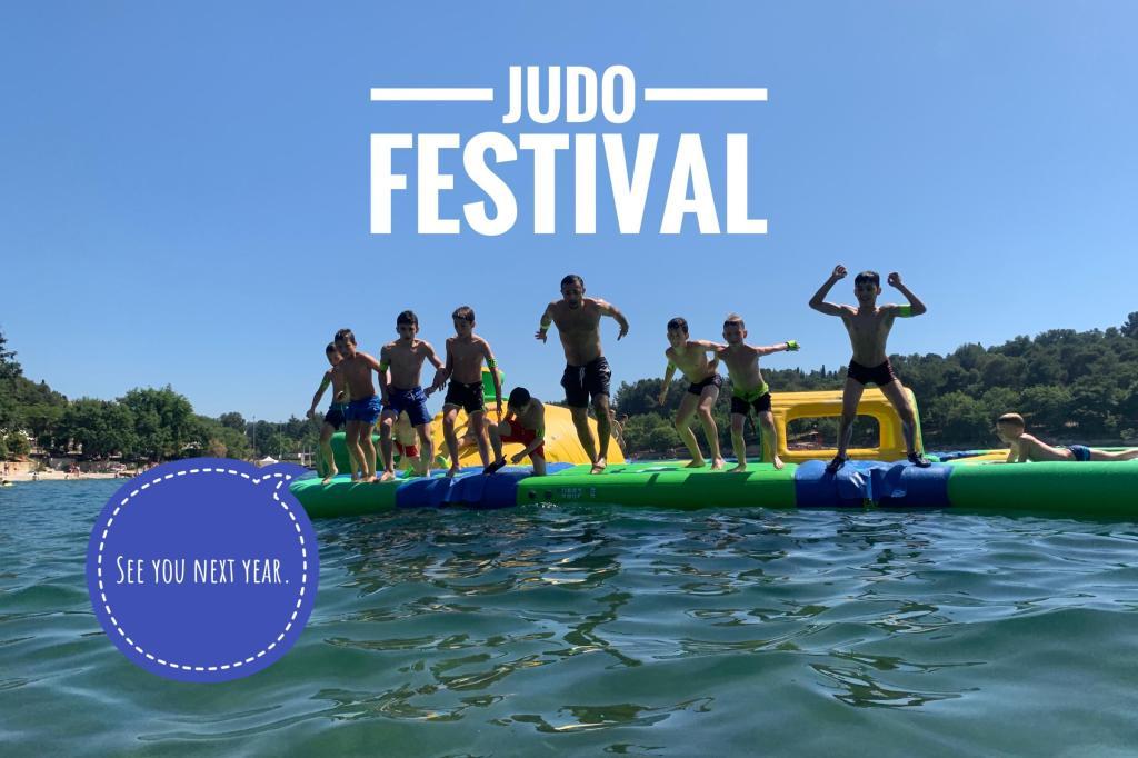 6TH EJU JUDO FESTIVAL COMES TO A CLOSE